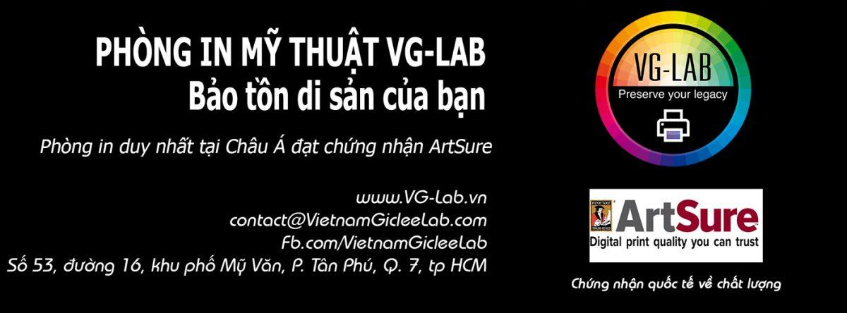 VG-Lab đạt chứng nhận danh giá ArtSure về chất lượng in